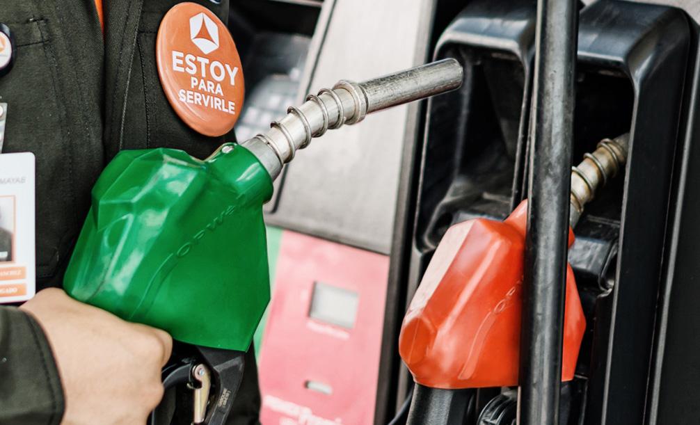 Estaciones de gasolina yucatán
